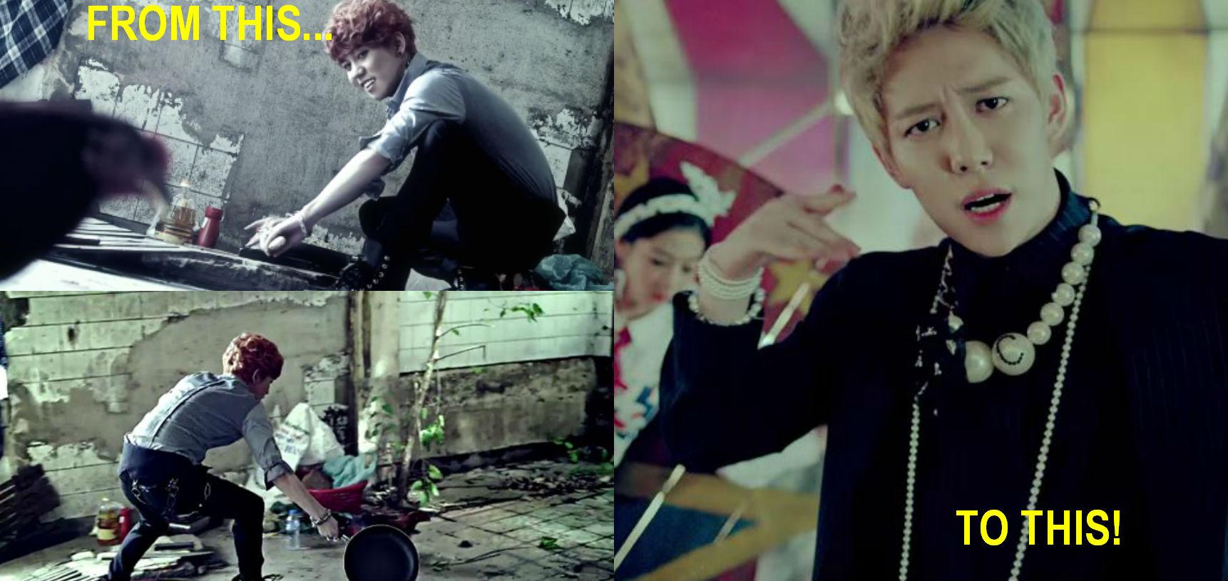 Jackpot Block B Kyung